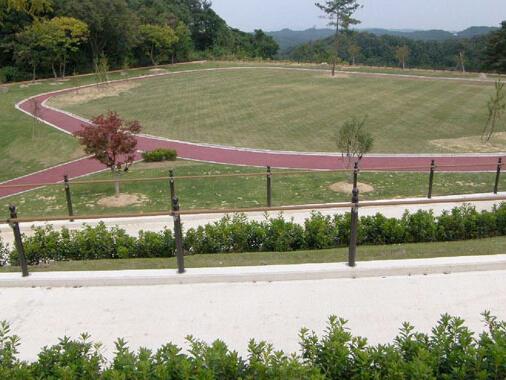 卯辰山公園整備工事